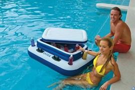Надувной плавающий бар Intex  58821