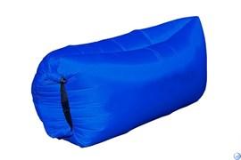 Лежак надувной (синий) BL100 (240х75см)