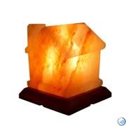 Соляной светильник STAY GOLD Домик с диммером