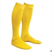 Гетры футбольные желтые р. 36-45