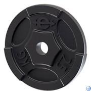 Диски  чугунные для штанги EURO-CLASSIC окрашенные d-26 2,5 кг