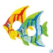 Надувной круг Рыбки (83х81 см) Intex 59223