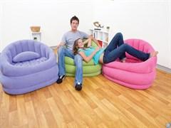 Кресло надувное Intex 68563