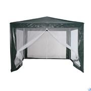 Тент-шатер с москитной сеткой GK-001B (3х3/2,4х2,4 м)