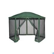 Тент-шатер с москитной сеткой GK-002 круглый 3.6 м