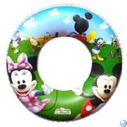 """Круг для плавания надувной """"Мики"""" 56см 91004"""