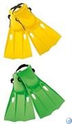 Ласты для плавания Intex 55938, размер 41-45