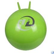 Мяч-попрыгун  ВВ-004GR-51 c рожками (55см)
