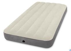 Надувной матрас Intex 64101 односпальный (без насоса)  (191х99х25)