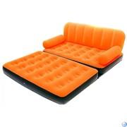 Диван-трансформер 5 в 1 Bestway 67356 (оранжевый)