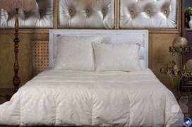 """Одеяло """"Тесса"""" всесезонное - Пух 2 категории – 80%, ПЭ волокно – 20%"""