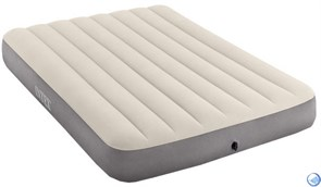 Надувной матрас Intex 64102 полутороспальный (137х191х25)