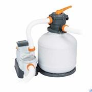 Песочный фильтр насос для бассейна (7571 л/ч) Bestway 58366 / 58499