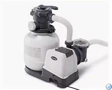 Песочный фильтр-насос Intex 28648 / 26648 для бассейна (8000л/ч)