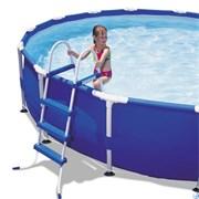 Лестница для бассейна (91см) Intex 28064