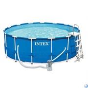 Круглый каркасный бассейн Intex 28242