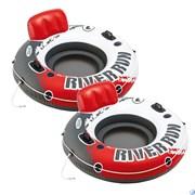 """Надувной круг INTEX 56825 """"River Run"""" с держателем 135см"""