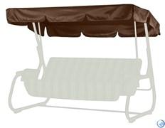 Тент-крыша для садовых качелей (с прямой крышей) - Дефа Люси