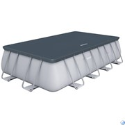 Тент для прямоугольных бассейнов 412х201 BestWay 58232