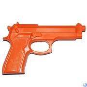 Пистолет тренировочный PT-2M  (оранжевый), мягкий