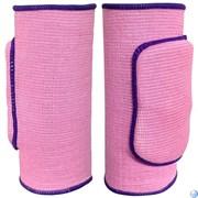 Наколенники спортивные р. Jr (розовые) C28920