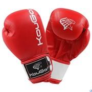 Перчатки боксерские KouGar KO200 красный