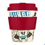 Кофейный эко-стакан 250 мл Супергерой