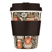 Кофейный эко-стакан 350 мл Утренний кофе