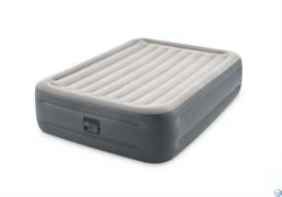 Надувная кровать Intex 64126 (152х203х4) эл. насос