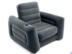 Надувное кресло-кровать Intex 66551 (117х224х66) без насоса