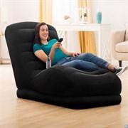 Надувное кресло шезлонг Intex 68595