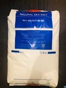 Соль морская для бассейна Salt of Earth  (Израиль) 25 кг 99.8% (в гранулах)