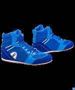 Обувь для бокса PS006 низкая, синий - р.42