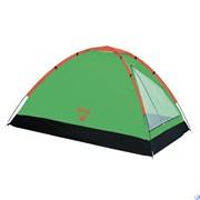 Палатка туристическая двухместная 145х205х100см BestWay 68040