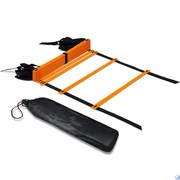 Лестница координационная 10 метров (оранжевая в чехле) B31309-2