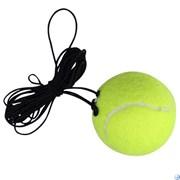Мяч теннисный на эластичном шнуре B32197