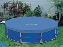 Тент для каркасного бассейна (457 см) Intex 58901
