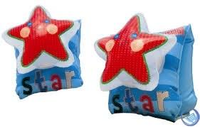 Нарукавники Звезда (3-6 лет) Intex 56651