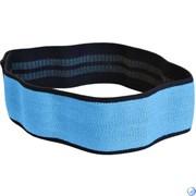Эспандер лента для пилатеса растяжки размер S (голубой)  E29300