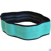 Эспандер лента для пилатеса растяжки размер L (голубой) E29302