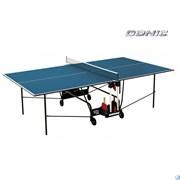 Теннисный стол Donic Indoor Roller 400 синий 230284-B