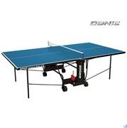 Всепогодный теннисный стол Donic Outdoor Roller 600 синий 230293-B