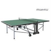 Всепогодный теннисный стол Donic Outdoor Roller 1000 зеленый 230291-G