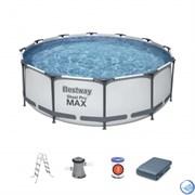 Каркасный бассейн Bestway Steel Pro MAX BestWay 56420