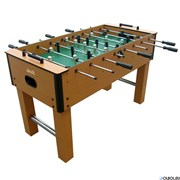 Игровой стол - футбол DFC REAL GS-ST-133