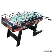 """Игровой стол - футбол """"Barcelona"""" DFC складная GS-ST-1338"""