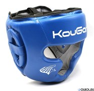 Шлем тренировочный KouGar KO230, синий