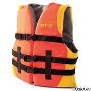 Жилет спасательный 23-41кг Intex 69680