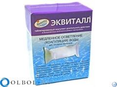 Эквитал (ср-во для быстрого осветление воды) 1 кг. 0018