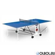 Теннисный стол START LINE COMPACT LIGHT LX с сеткой 6041